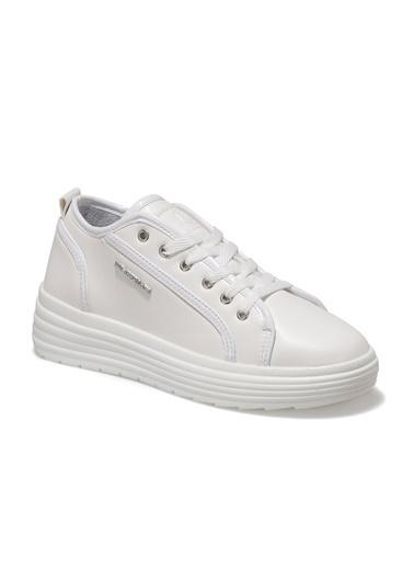 Lumberjack Kadın Beyaz Sneakers 100556874  Beyaz